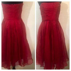 Spenser Jeremy Red Dress SZ 4